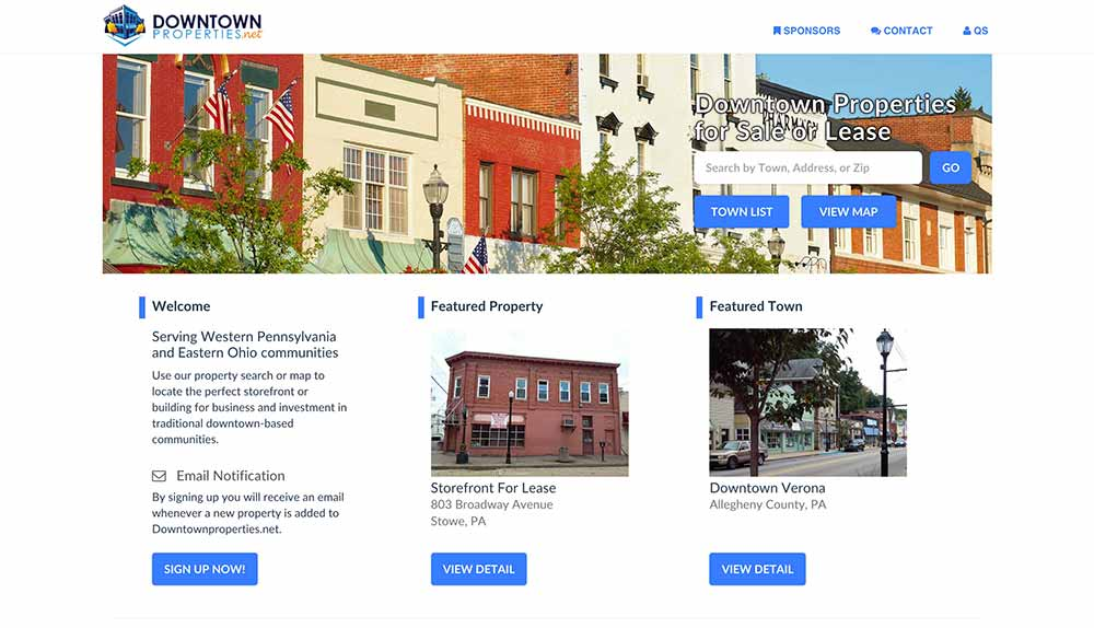 Downtown Properties